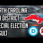 North Carolina 9th Congressional District Special Election Result - What Does This Mean? | @politicalforecast 19