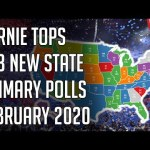 8 New State Primary Polls - NV, SC, CA, TX, NC, MN, IL - February 2020 18