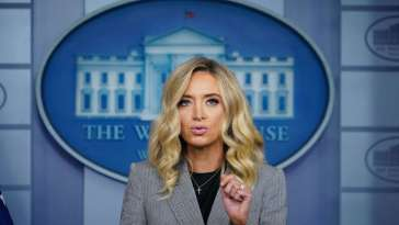 Trump's Press Secretary Says It's Okay for Her and Trump to Vote by Mail 23