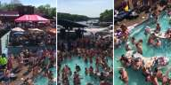 Lake of Ozarks Partygoers Who Ignored Social Distancing Told to Self-Isolate 1