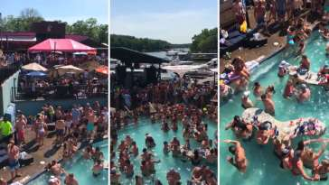 Lake of Ozarks Partygoers Who Ignored Social Distancing Told to Self-Isolate 11