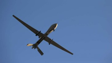 US Border Patrol Is Using a Predator Drone to Spy on Minneapolis Protests 12