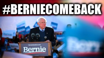 Bernie Sanders Facing Increased Pressure to Unsuspend His Campaign 16