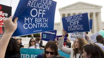 Supreme Court Ruling Means 126,000 May Lose Contraception Coverage 6