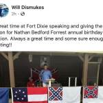 Alabama State Representative Honors KKK Founder 20