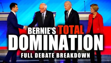 Bernie Sanders Solidified His Front Runner Status at ABC's Debate | Full Breakdown 10