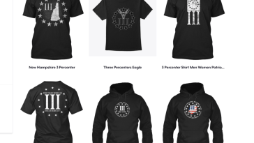 As Anti-Fascist T-Shirts Are Removed, Far Right Apparel Remains on Retailer Site 20
