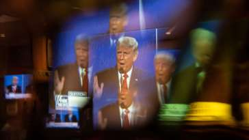 Trump Lied and Lied and Lied and Lied. But at Least the Debates Are Over. 11