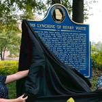 Walker County, Georgia, Unveils Historical Marker Recognizing Lynching 20