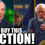 """Bernie Taunts Bloomberg: You're """"Not Gonna Get Very Far in This Election"""" 20"""
