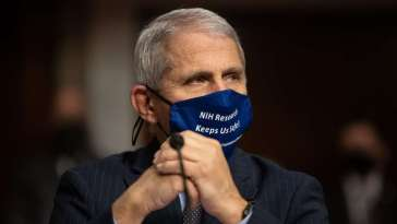 Fauci Meets Virtually With Biden's Transition Team to Discuss COVID 14