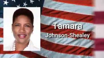 Tamara Johnson-Shealey for U.S. Senate 8