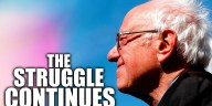 MUST-SEE: Bernie Sanders Sends Heartfelt Message to Demoralized Base 1