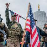Far Right Rallies at Capitols Across US Show DC Mob Was Not an Isolated Incident 17