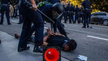 Police Are Three Times More Likely to Use Force Against the Left, Data Shows 25