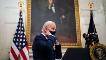Schumer Calls on Biden to Declare a Climate Emergency as Ice Loss Accelerates 13