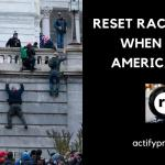 riots in dc, reparations, white america