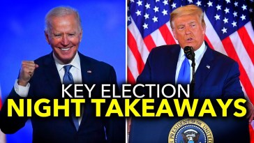 Biden on Cusp of Clinching 270, Trump Expectedly Using Red Mirage to Sow Chaos 17