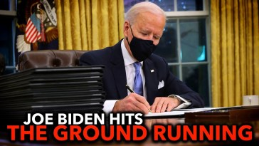 Biden Rolls Out National Strategy to Get COVID-19 Under Control—And It's Solid 15