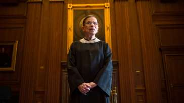 Democratic Women's Caucus Members Propose Monument Honoring Ruth Bader Ginsburg 8