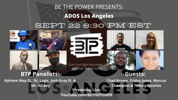 BTP Discussion with ADOS Los Angeles 7