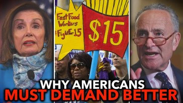 Democrats Propose Minimum Wage Increase to $15… by 2025 11