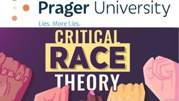 Critical Race Theory & the Lies of Prager. U (right wing propaganda) on America's racism 14