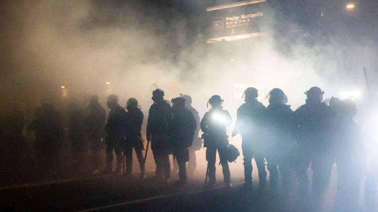 Cori Bush, AOC Launch Inquiry Into Health Effects of Tear Gas Used by Police 9