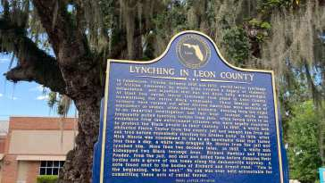 Historical Marker Dedicated in Tallahassee, Florida 13