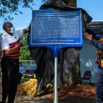 Community Members in Newberry, Florida, Unveil Historical Marker 11