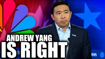 Andrew Yang Goes to War with MSNBC, Demands Apology 6