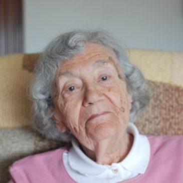 MOLLY AT 96
