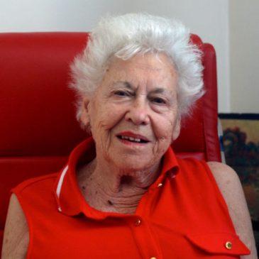 Ruth at 89