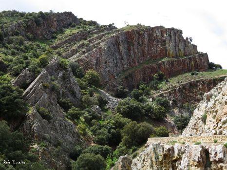 Sierra del Relumbrar y Estrecho del Hocino9