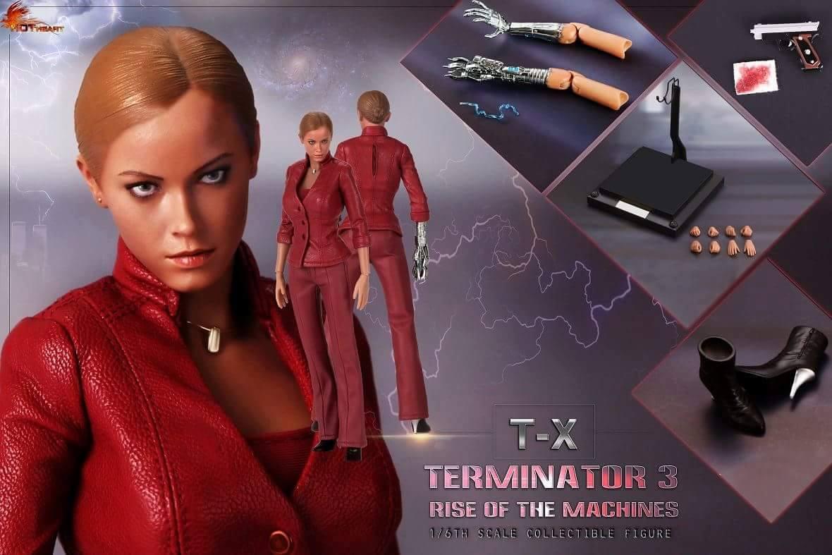 Mcgregor was onstage at d23,. Hot Heart: T-X (Terminator 3)