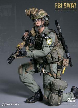 Damtoys: FBI SWAT Team Agent – San Diego