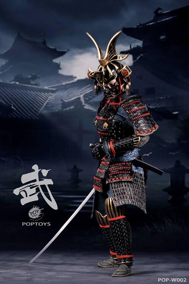 Samurai Sword Girl Wallpaper Pop Toys Butterfly Helmets Female Warriors
