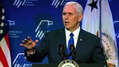 Vice President Pence