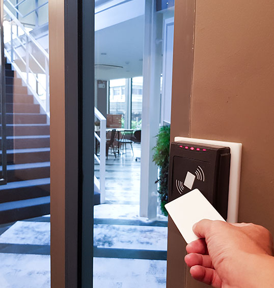Commercial Building Access Control