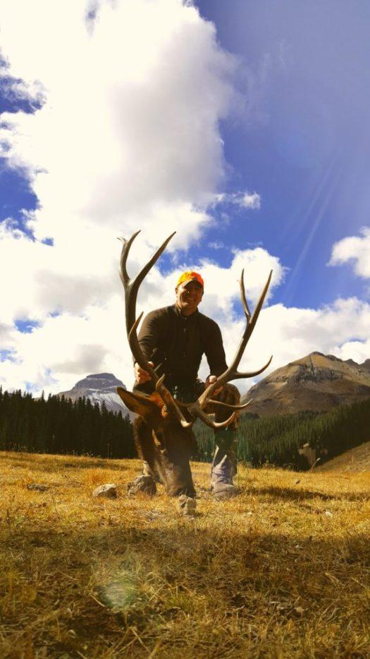 wilderness rifle elk hunting