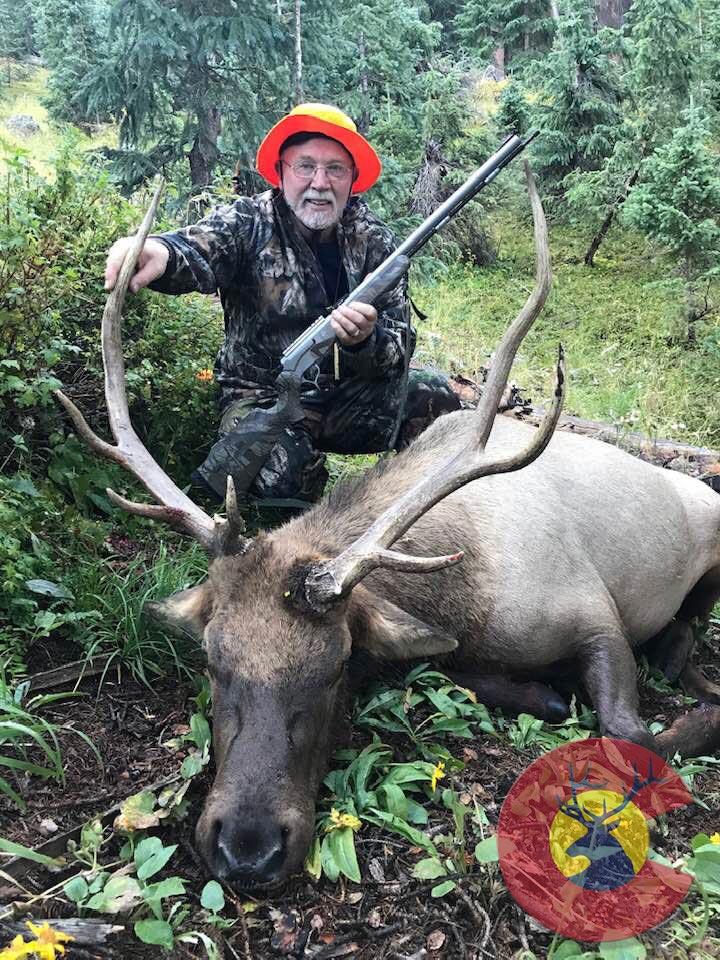 2019 Muzzleloader Bull