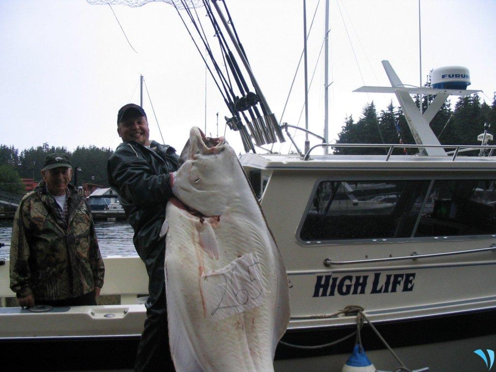 Halibut Fishing Sitka, AK | Halibut Fishing Charter | Halibut Charters