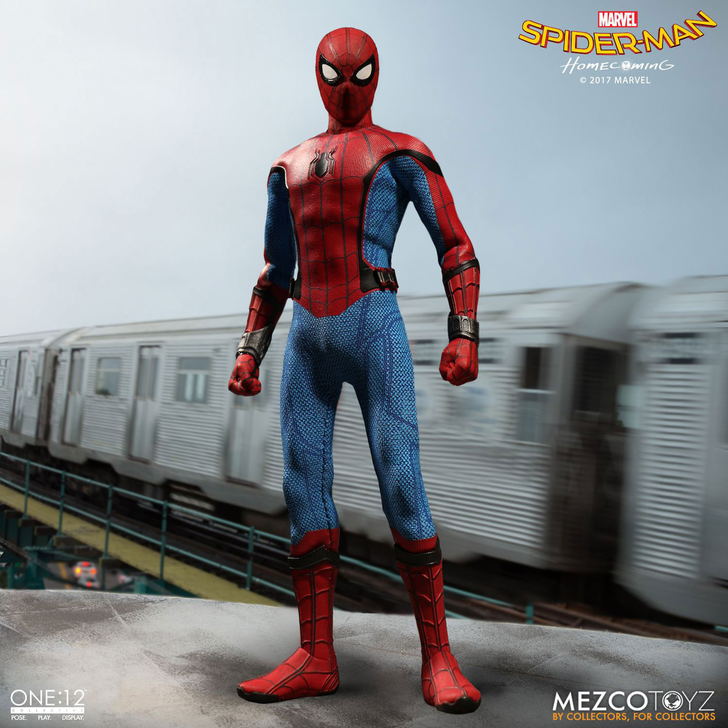 SpiderMan Homecoming One12 Collective Action Figure by