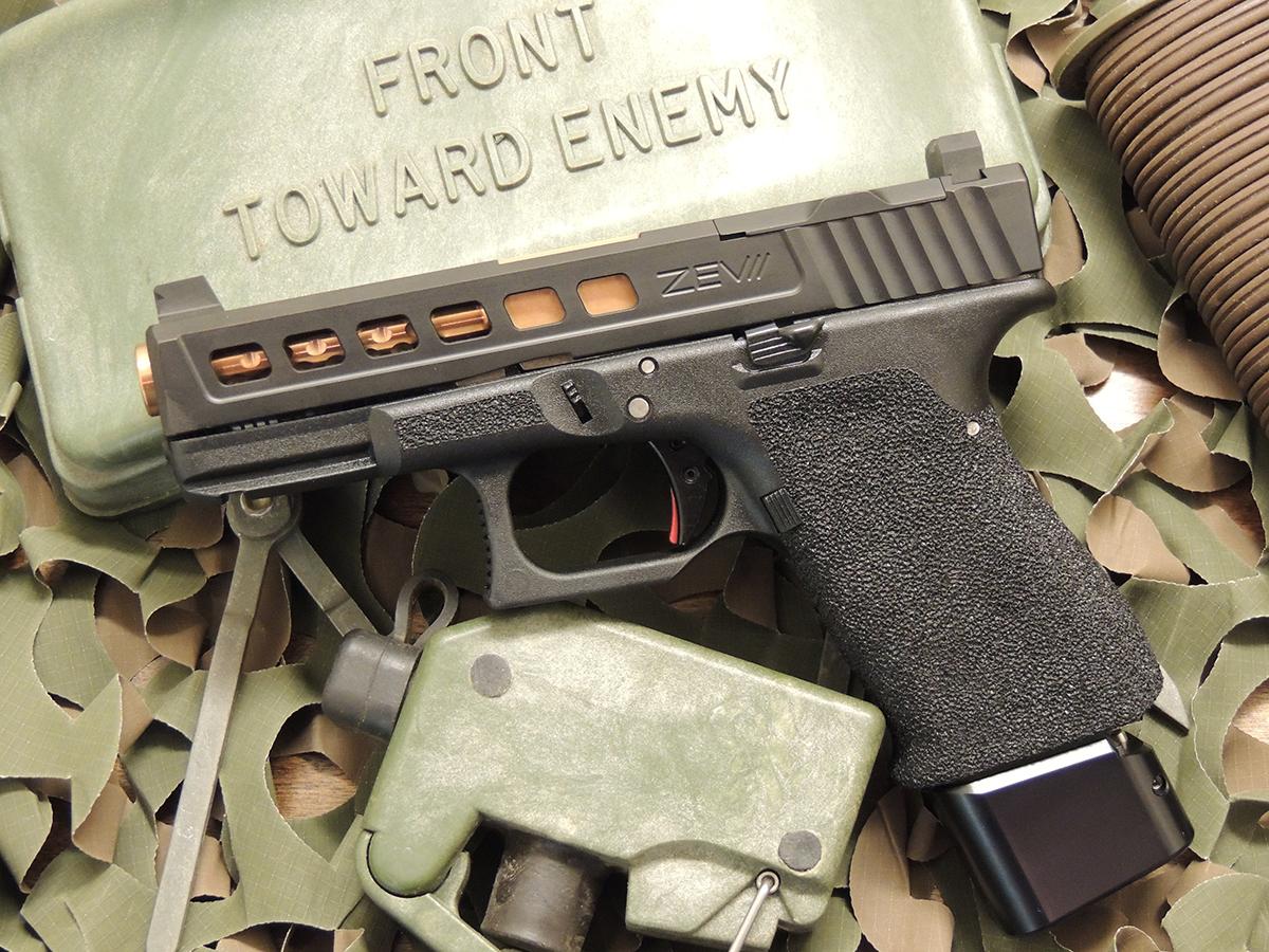 firearm stippling fort lauderdale