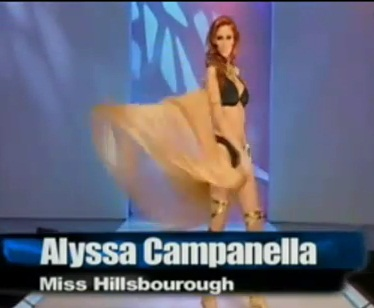 Miss USA Alyssa Campanella Wins Crown, Forfeits Geekhood