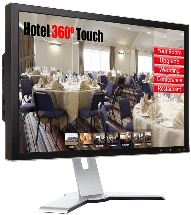 Hotel 360 Touch Solution Now Available