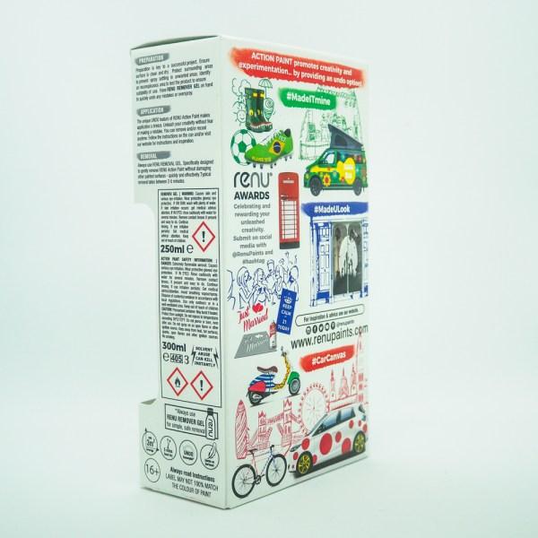 Action Paint Set - Box 1