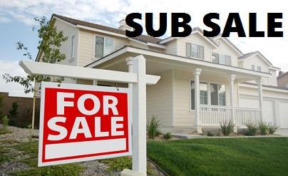 Sub Sale property market