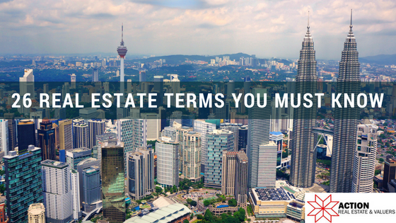 26 Real Estate Terms You Must Know
