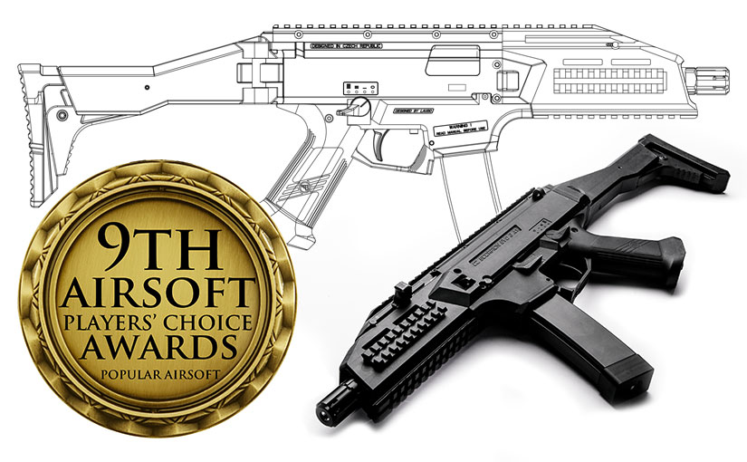 THE EVO – VOTED BEST ELECTRIC GUN